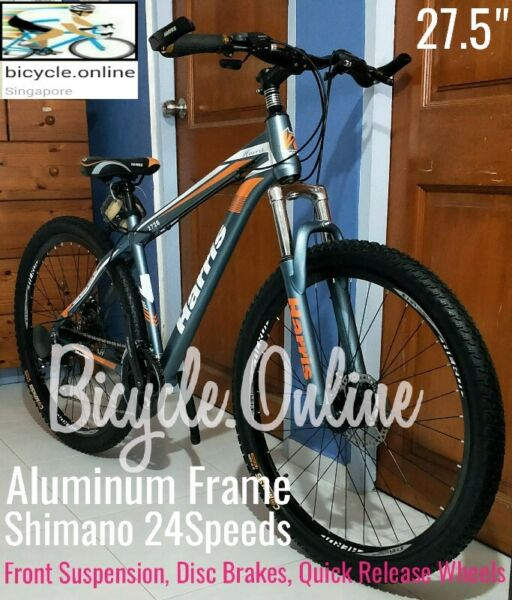 """Discontinued, WhatsApp for other models...27.5"""" Mountain Bikes. Brand new bicycles."""