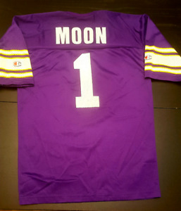 NFL Minnesota Vikings moon champion jersey