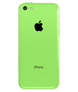 iPhone 5c - Green 16 GB - Bell Carrier