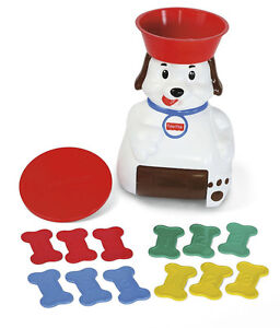 Fisher Price Lil' Snoopy Tippin' Treats Game