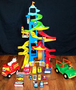 10 lot de jouets GARÇON
