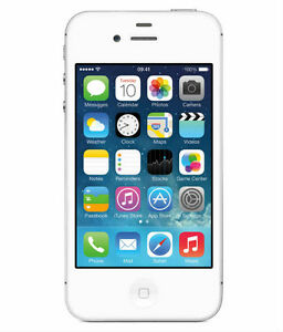 White 8gb iPhone 4s -perfect condition-