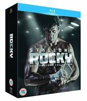 Rocky collection blu ray