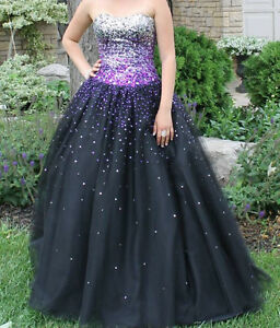 Ballroom Prom Dress Size 2 - 4