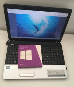 Acer Aspire E1 + Windows 8.1 CD