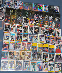 80+ Wayne Gretzky the Great One Hockey Card Collection $315 obo Windsor Region Ontario image 1