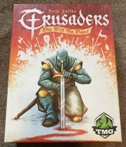 Crusaders: Thy Will Be Done board game