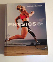 Cutnell & Johnson Physics Textbook 8e