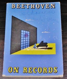 Beethoven On Records 1942 The Four Corners Softcover by George M
