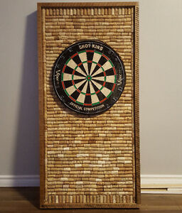Wine Cork Dart Board Backers
