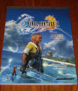 Final Fantasy X / 10 Official Strategy Guide - Brady Games
