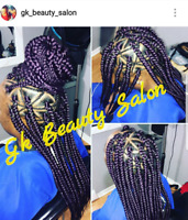 Salon brampton 905-230-6663 braids,weave,crochet,cornrows etc