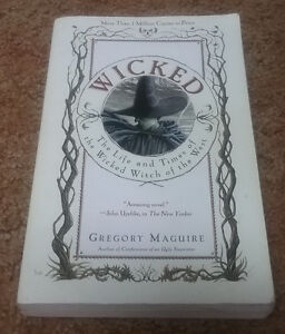 Wicked by Gregory Maguire. Paperback. New condition.