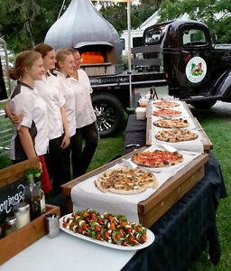 Unique Wedding Catering, late night snack, pizza food truck Peterborough Peterborough Area image 5