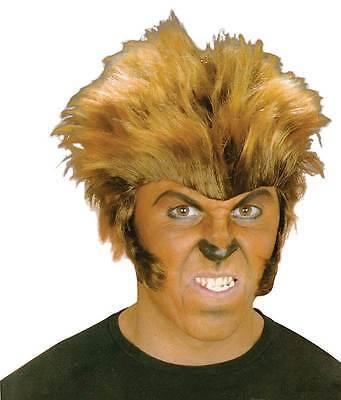 Wolfman Perücke, Werwolf, Kostüm Party Perücke, - Wolfman Halloween Kostüme