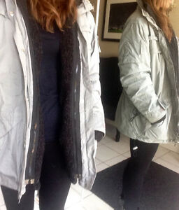 Size Small Cost Jacket Grey