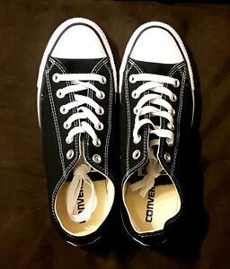 Brand New Black Converse