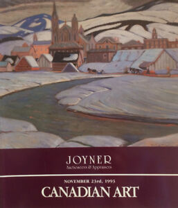 Auction Catalogues: collection of 40 Joyner Waddington Canadian