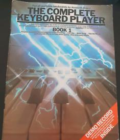 KEYBOARD LEARNING BOOKS