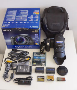 Sony Cybershot DSC-R1 Camera - Excellent Condition!