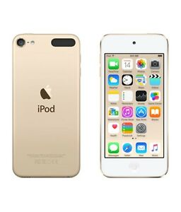 Apple Ipod touch Gold  6th Generation 32 GB ( Includes Case )