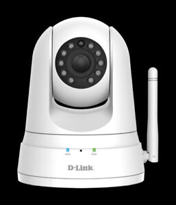 D-Link DCS-5025L - HD Pan, Tilt & Zoom Wi-Fi Security Camera