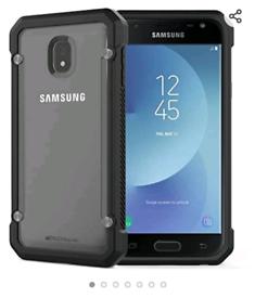 TECHGEAR Samsung galaxy j3 2017 phone case