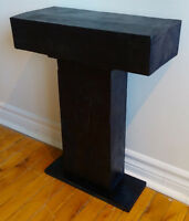 Handcrafted Decor Table