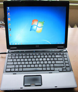 HP Compaq Intel Core 2 Duo 2.40 GHz 4GB new battery