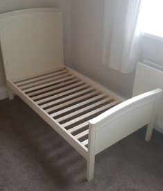 Baby Elegance cot bed and 3 drawer chest