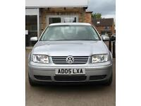 2005 VOLKSWAGEN BORA 1.6 Highline 4dr Auto just 45k new MOT