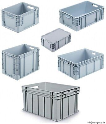 stoff Euro Lager Transport Stapel Kiste Behälter Box Kästen (Lagerbehälter Kunststoff)