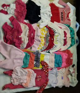 Girls clothing lot 3mth-12mth