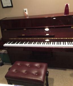 Kawai Piano and Bench