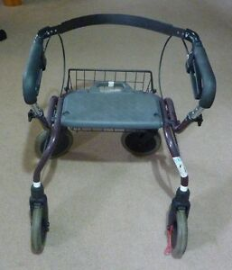 Seniors Dolomite Walker - Adjustable Height - Basket Peterborough Peterborough Area image 2