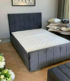 Brand New Florida Panel Bed Frames