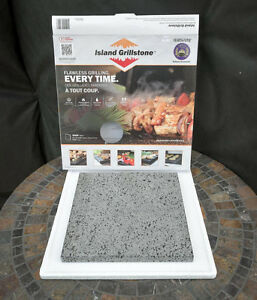 Island Grill Stone -  Safeguard Chimney & Stoves