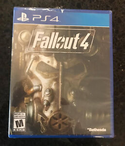 Fallout 4 for PS4 - New, Factory Sealed!