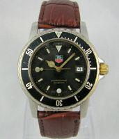 Tag Heuer Watch - Vintage / Antique - Professional 1500 Series