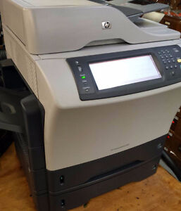 HP LaserJet M4345 MFP Laser Printer Copier & Fax