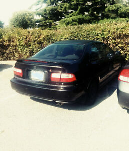 1995 Honda Civic DX special edition