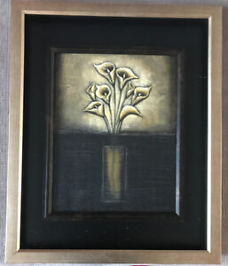 **CALLA LILY WALL PICTURE FOR SALE**