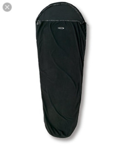 MEC microfleece  coccoon-mummy sleeping sack
