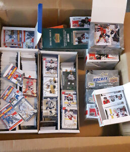 25000 Hockey Cards - 2000 dollars for lot