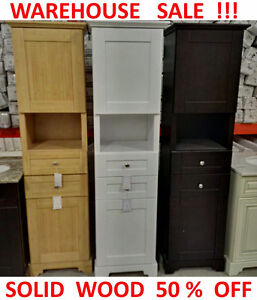 BEAUTIFUL SOLID WOOD CABINETS, VANITIES ON SALE UP TO 80% OFF! Kitchener / Waterloo Kitchener Area image 2