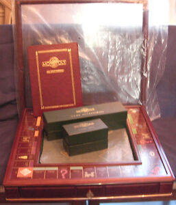 Monopoly Game 1991 Franklin Mint London Ontario image 1