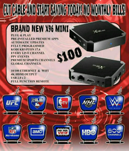 $100 FULLY LOADED ANDROID BOX LIVE TV