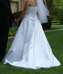 Simplicity Bridal Gown Kitchener / Waterloo Kitchener Area image 7
