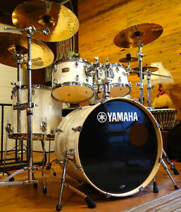 Yamaha Stage Custom Birch 2016, like new!