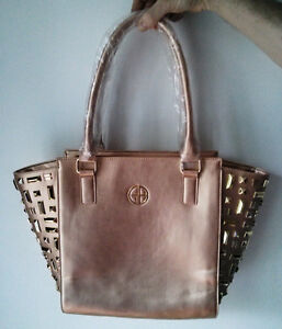 Grand sac épaule neuf (neuf) GIANI BERNINI Big new Shoulder bag